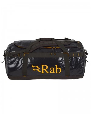 Rab Expedition Kit Bag 80 Ltr - Travel Duffle (Grey)