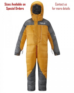 Rab Expedition 8000 meters Goose Down Suit