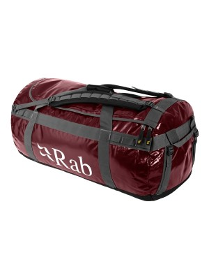 Rab Expedition Kit Bag 120 Ltr - Travel Duffle (Red