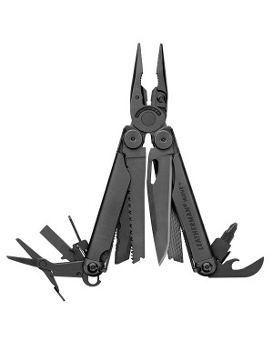 Leatherman - Wave Plus Multitool, Black