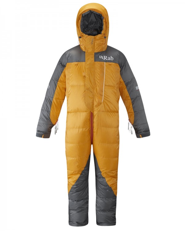 Rab Expedition 8000 Down Suit Extreme Cold Weather