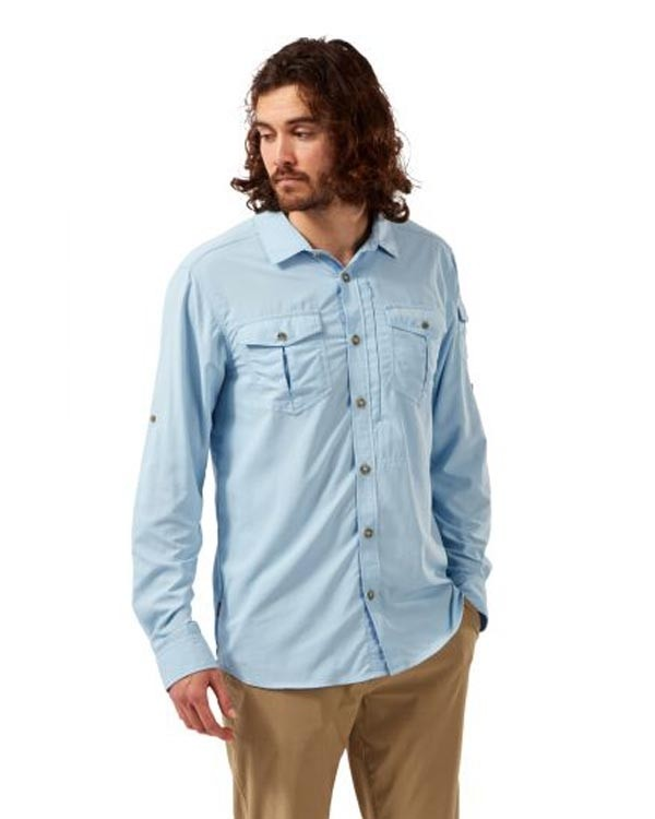 NosiLife Adventure II Insect Repellent Long-Sleeved Shirt