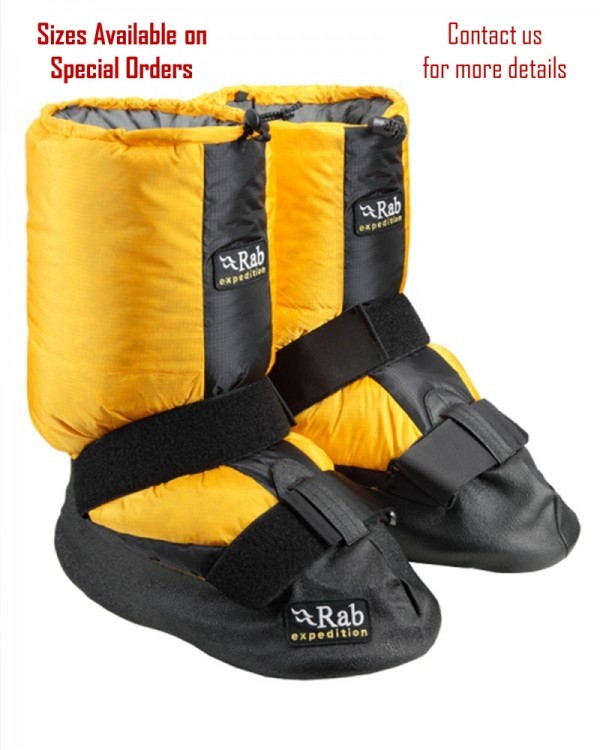 Rab Expedition 8000 meters Modular Down Boots