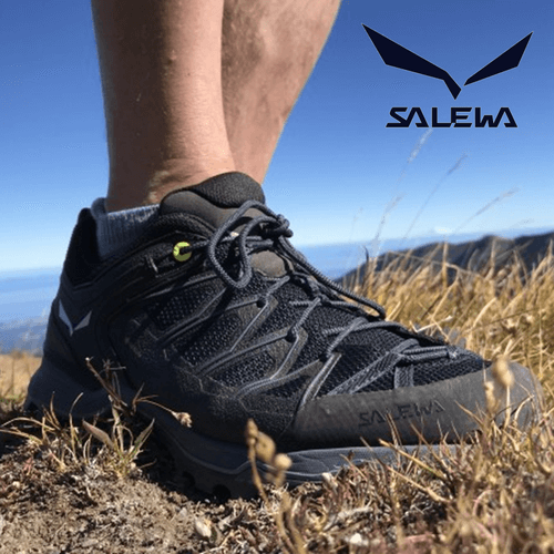 Salewa Mountain Boots